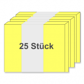 Banderolieren zu je 25 Stück