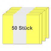 Banderolieren zu je 50 Stück