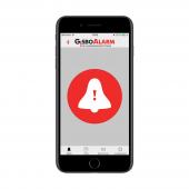 GisboAlarm Mobile-App inkl. Wartung/Support