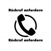Reservierung einer telefonischen Produkt-Beratung (Rückrufbitte)