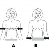 Standardgröße S (Konfektion: 36/38) für Damen