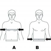 Standardgröße L (Konfektion: 52/54) für Herren